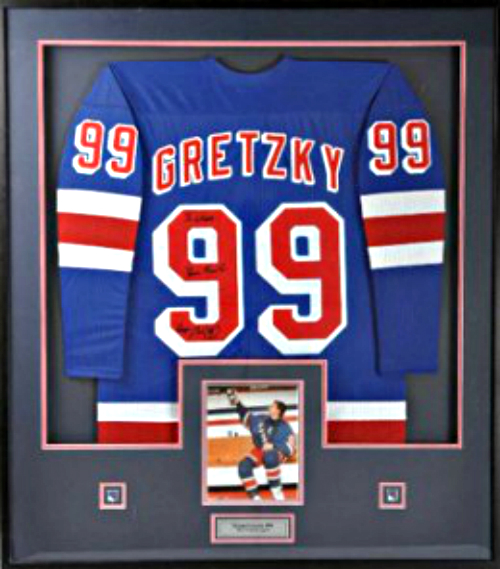 Custom Jersey Frames Display Cases amp Shadow Boxes