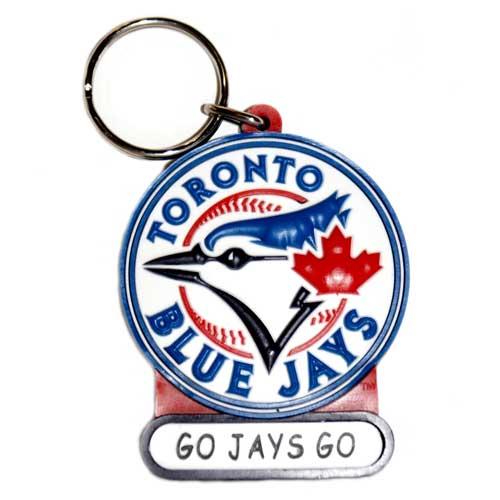 Toronto Blue Jays High Definition Keychain Framing Edge