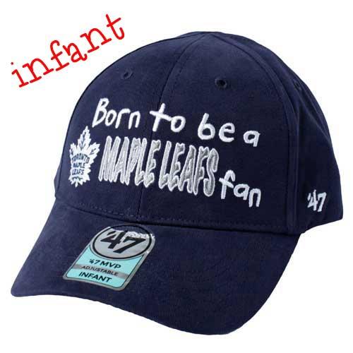 super popular dbdc7 9b9f9 Toronto Maple Leafs NHL Infant Cap