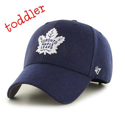 best sneakers 1d260 d3ea8 Toronto Maple Leafs '47 NHL Toddler MVP Cap
