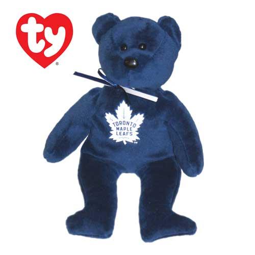 uk availability 74ea5 4a296 Toronto Maple Leafs TY Beanie Baby
