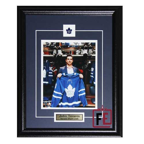 wholesale dealer 73df1 07727 John Tavares with Toronto Maple Leafs Jersey Photograph Frame