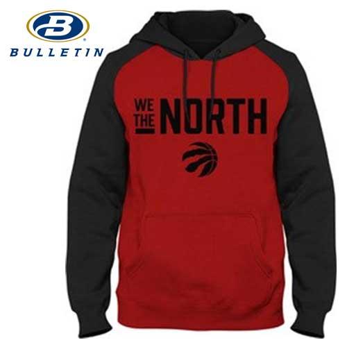 best loved bbb34 73693 Toronto Raptors NBA Bulletin 2019 We The North Hoodie