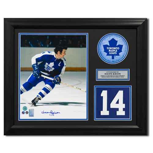 Toronto Maple Leafs Jersey Evolution Frame